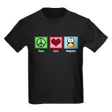 Peace Love Penguins T
