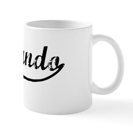 El Segundo - Vintage Mug