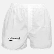 Cottonwood - Vintage Boxer Shorts