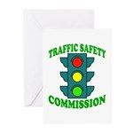 Traffic Commission Greeting Cards (Pk of 10)