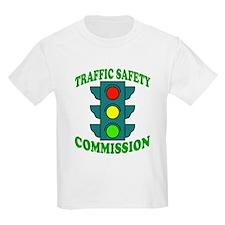 Traffic Commission Kids T-Shirt