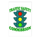 Traffic Commission Postcards (Package of 8)