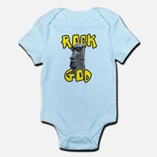 Rock God Infant Bodysuit