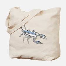 Chrome Scorpion 1 Tote Bag