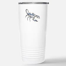 Chrome Scorpion 1 Stainless Steel Travel Mug