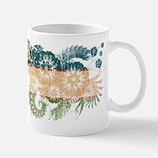 Uzbekistan textured flower aged copy.png Mug
