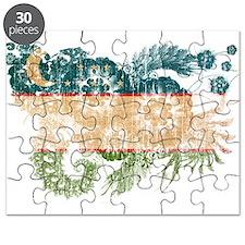 Uzbekistan textured flower aged copy.png Puzzle