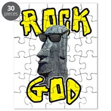 Rock God Puzzle