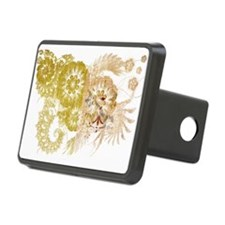 Vatican City Flag Hitch Cover