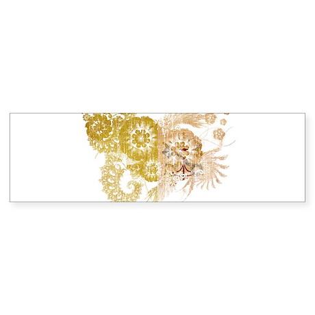 Vatican City Flag Sticker (Bumper)