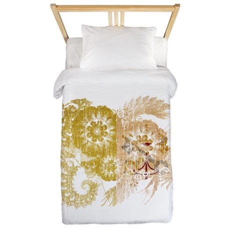 Vatican City Flag Twin Duvet