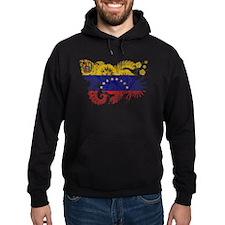 Venezuela Flag Hoodie