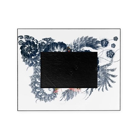 Vermont Flag Picture Frame