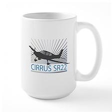 Aircraft Cirrus SR22 Mug