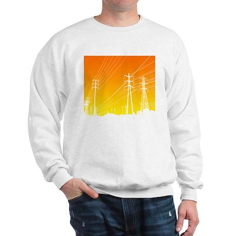 Power lines Sweatshirt