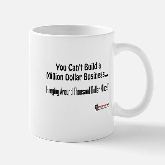 Million Dollar Biz Text Mug