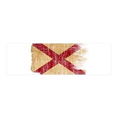 Alabama Flag 42x14 Wall Peel