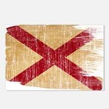 Alabama Flag Postcards (Package of 8)