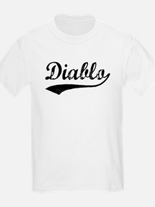 Diablo - Vintage Kids T-Shirt