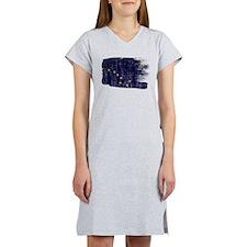Alaska Flag Women's Nightshirt