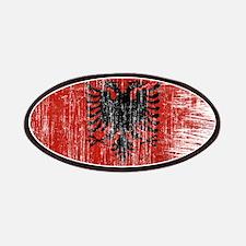 Albania Flag Patches