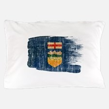 Alberta Flag Pillow Case