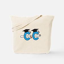 Cross Country GRAD Tote Bag