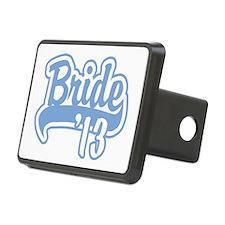 Baseball Blue Bride 2013 Hitch Cover