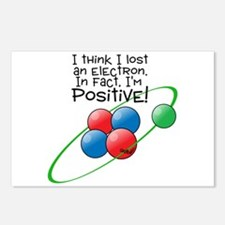 I'm Positive Postcards (Package of 8)