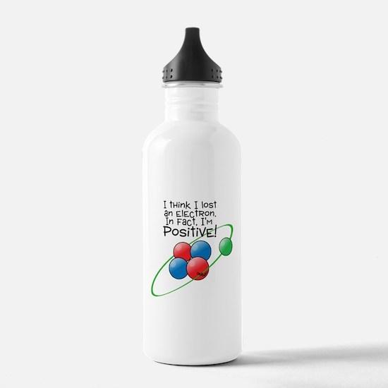 I'm Positive Water Bottle