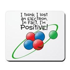 I'm Positive Mousepad