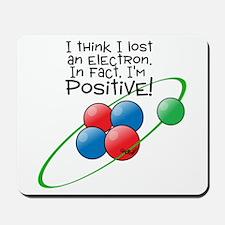 I'm Positive Mousepad