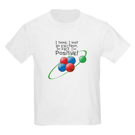 I'm Positive Kids Light T-Shirt