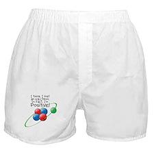 I'm Positive Boxer Shorts