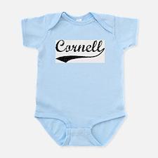 Cornell - Vintage Infant Creeper