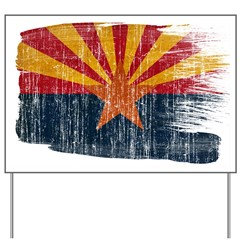 Arizona Flag Yard Sign