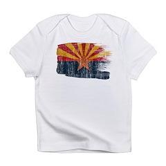 Arizona Flag Infant T-Shirt