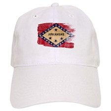 Arkansas Flag Baseball Cap