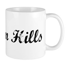 Anaheim Hills - Vintage Coffee Mug