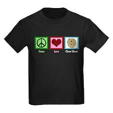 Peace Love Chow T