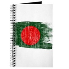 Bangladesh Flag Journal
