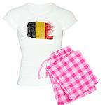 Belgium Flag Women's Light Pajamas
