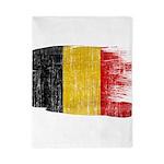 Belgium Flag Twin Duvet