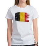 Belgium Flag Women's T-Shirt