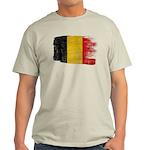Belgium Flag Light T-Shirt