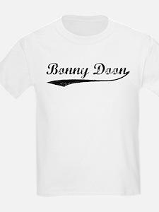 Bonny Doon - Vintage Kids T-Shirt
