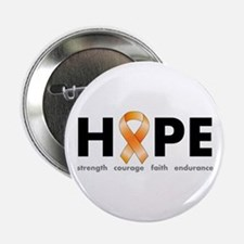 "Orange Ribbon Hope Products.png 2.25"" Button"