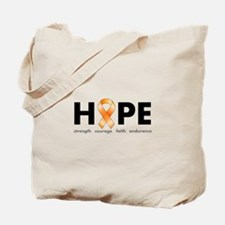Orange Ribbon Hope Products.png Tote Bag