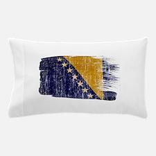 Bosnia and Herzegovina Flag Pillow Case