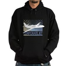 Aircraft Corporate Jet Hoodie
